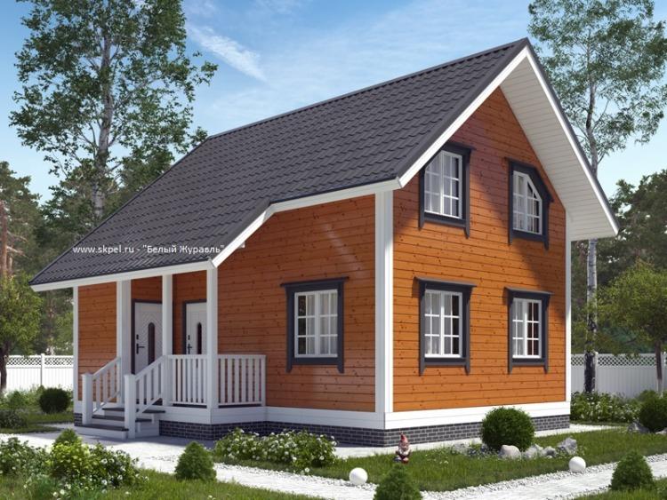 Бесплатные проекты домов и коттеджей - Движущая Сила