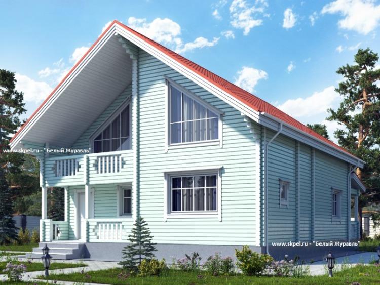 Проекты домов - лучшие готовые проекты частных жилых